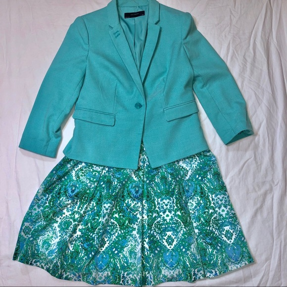 The Limited Dresses & Skirts - The Limited Skirt and Blazer Suit Set Medium